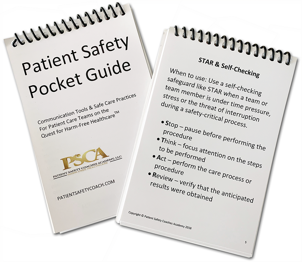 psca pocket guide 1000